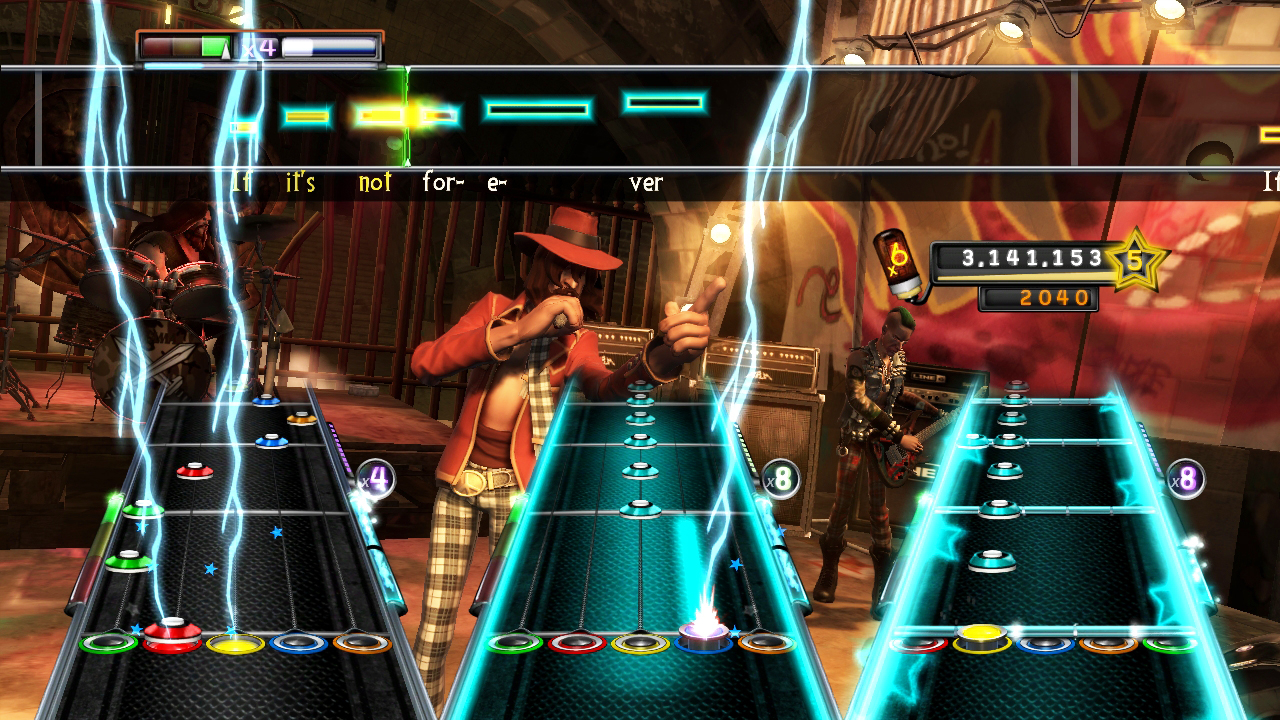 Guitar Hero 5 All Songs Cheat Ps2