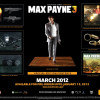 Max Payne 3 Special Edition Available from November 21 to January 15