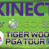 Tiger Woods PGA TOUR 13 Kinect integration video