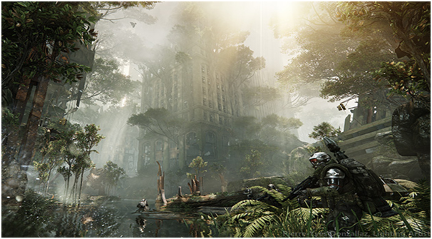 Crysis 3 Beta Review Screen 1
