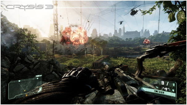 Crysis 3 Beta Review Screen 5