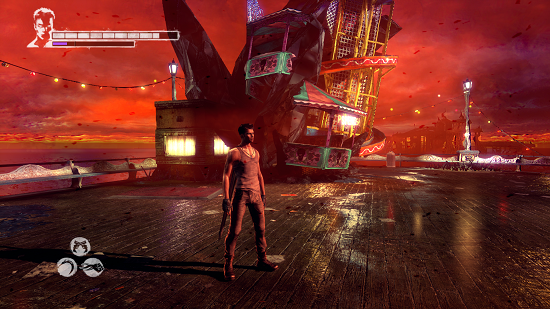 DmC Review Screen 1