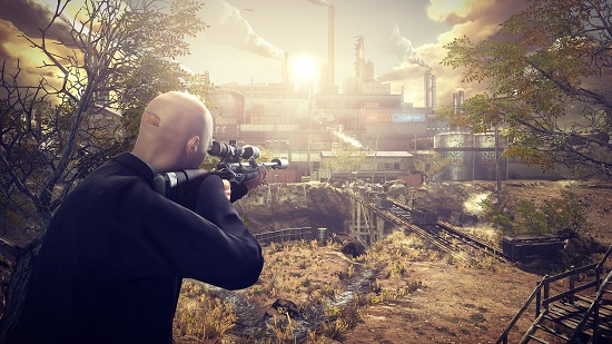 Hitman Absolution Review Screen2
