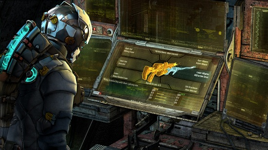 dead space 3 review screem1