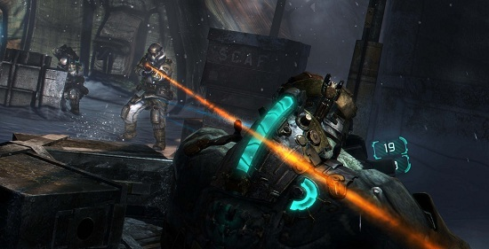 dead space 3 review screem12