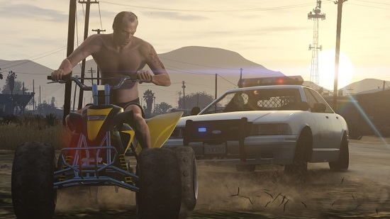 GTA V Review Screen 4