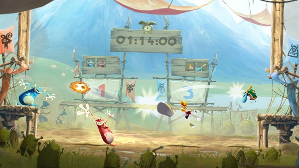 Rayman Legends Screen 4